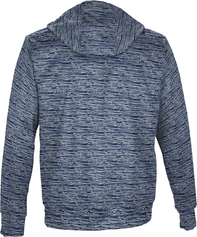 Brushed School Spirit Sweatshirt Xavier University Fathers Day Mens Pullover Hoodie