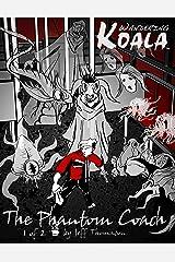 Wandering Koala rides The Phantom Coach comic 1 (The Phantom Coach Graphic Novel)