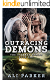 Outracing Demons: A Best Friend's Little Sister Love Story
