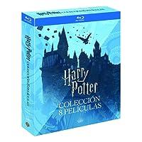 Harry Potter Colección Completa Ed. 2018 Blu-Ray [Blu-ray]