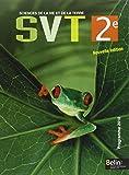 Sciences de la Vie et de la Terre (SVT) 2e - Livre de l'élève