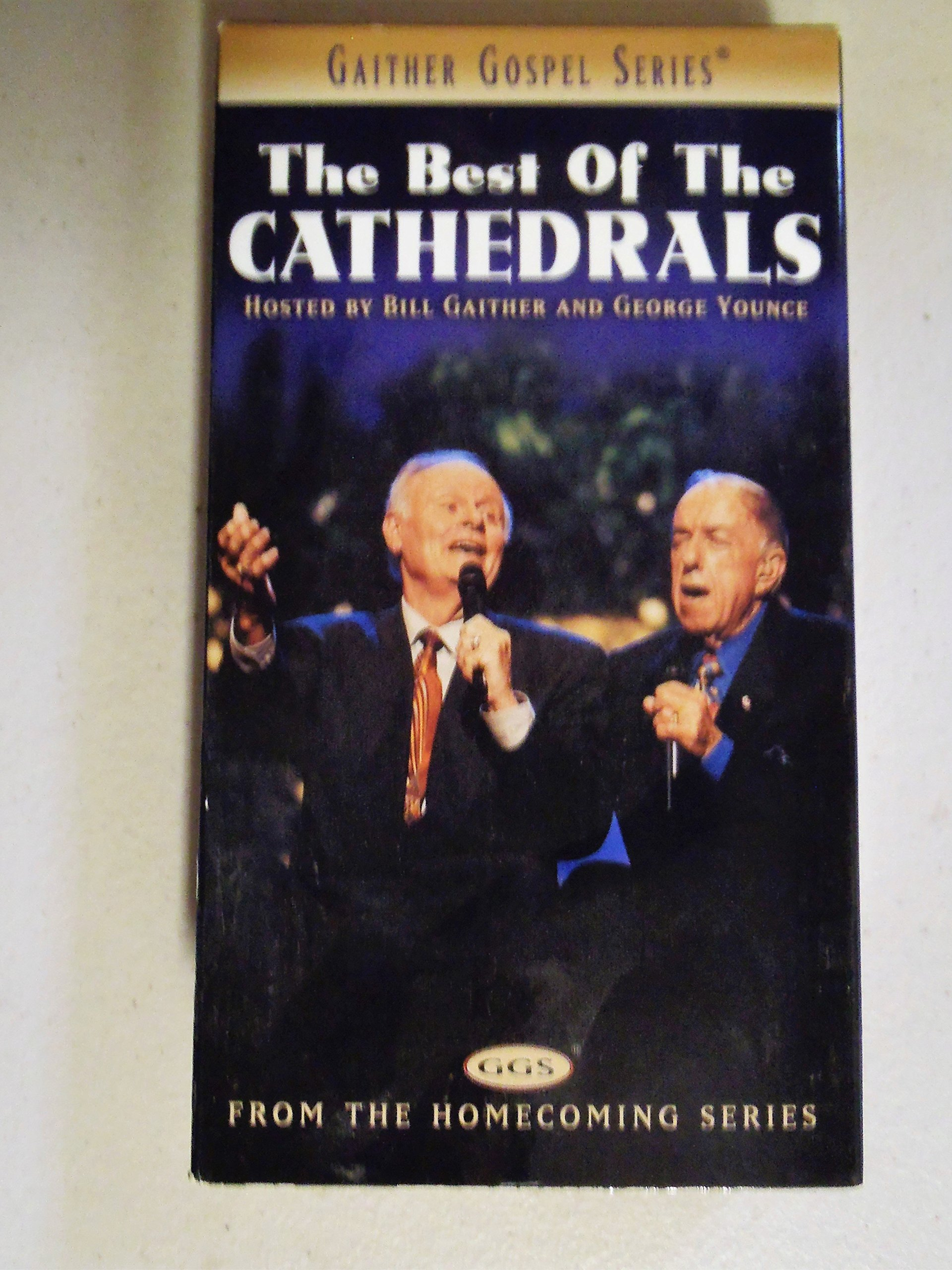 The Best of The Cathedrals - Gaither Gospel Homecoming Series [VHS]