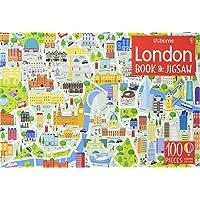 Usborne Book and Jigsaw: London