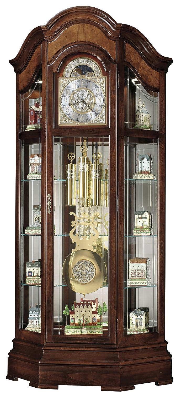 amazoncom howard miller majestic ii grandfather clock by kitchen u0026 dining - Grandfather Clocks