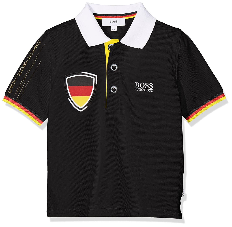 BOSS Boy's Polo Shirt BOSS Boy's Polo Shirt J25C54