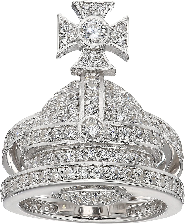 Vivienne Westwood Womens Orb Ring