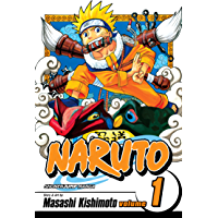 Naruto, Vol. 1: Uzumaki Naruto (Naruto Graphic Novel) (English Edition)