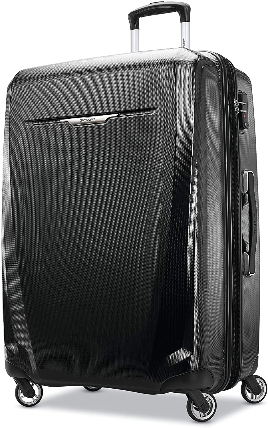 Samsonite Winfield 3 DLX Hardside Luggage with Spinner Wheels