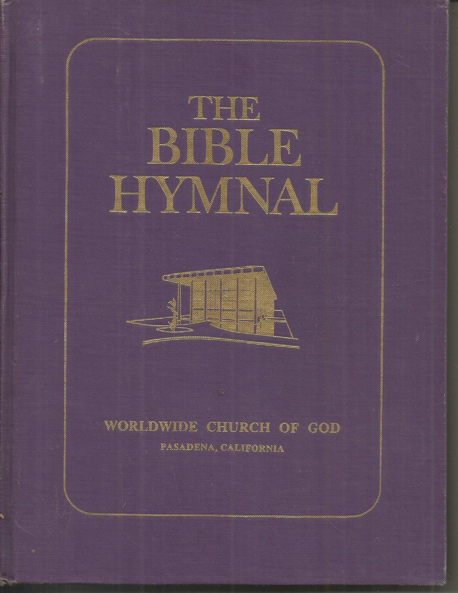 The Bible Hymnal  Worldwide Church of God : Worldwide Church