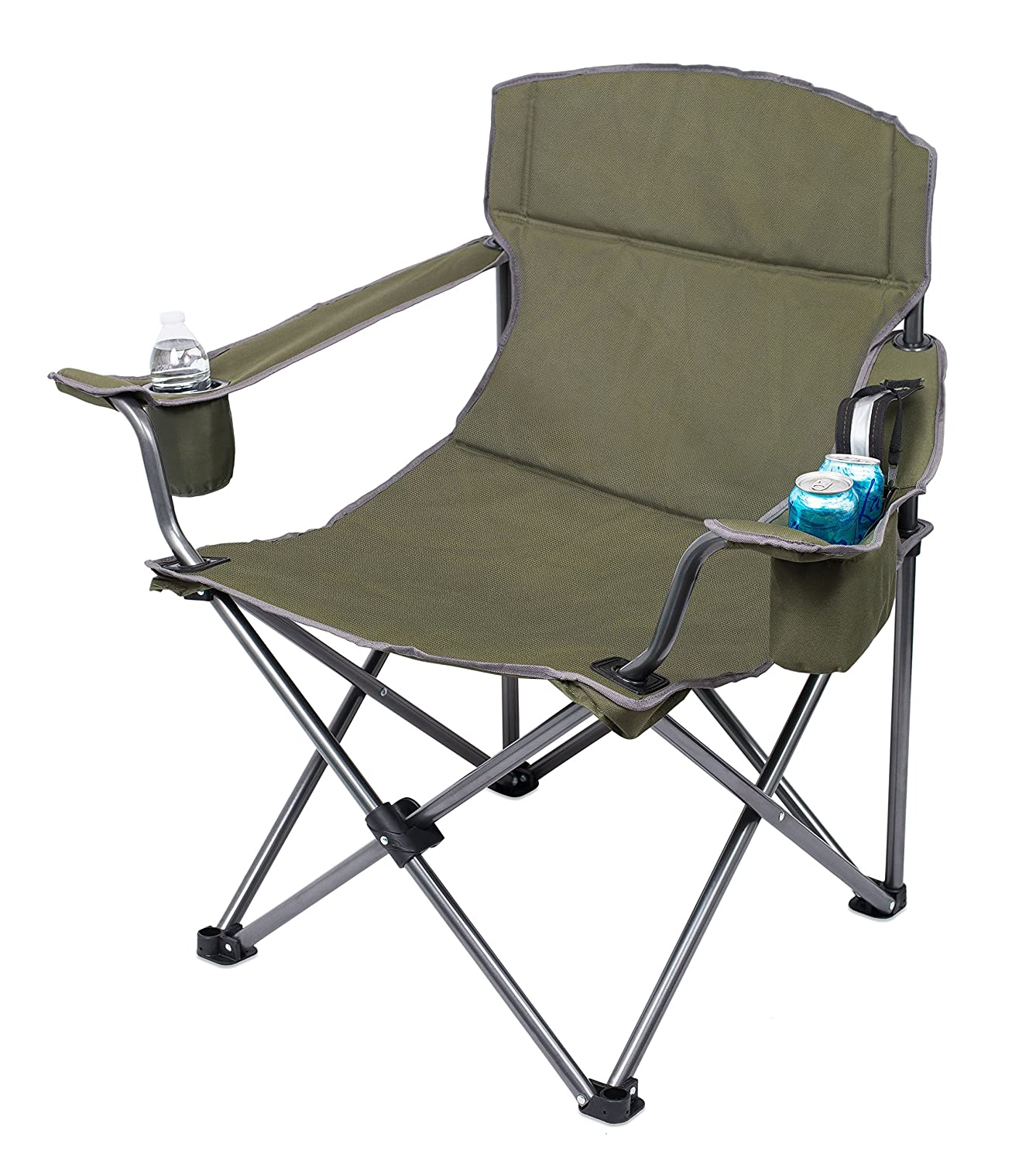 Amazon Internet s Best XL Padded Camping Folding Chair