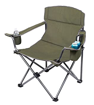 Amazon.com: Internets Best XL - Silla plegable acolchada ...