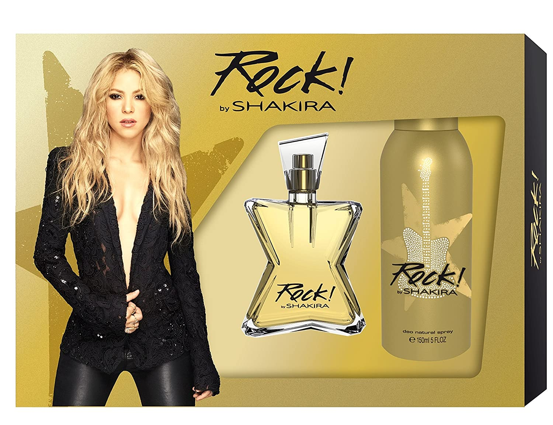 Shakira 49161–Eau de Toilette 50ml + Deodorante 150ml