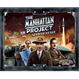 Minion Games The Manhattan Project Second Stage Board Games