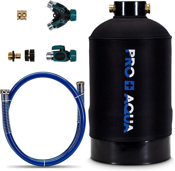 Portable RV Water Softener 16,000 Grain PRO Premium Grade