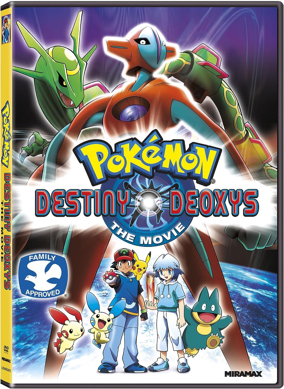 pokemon the movie destiny deoxys