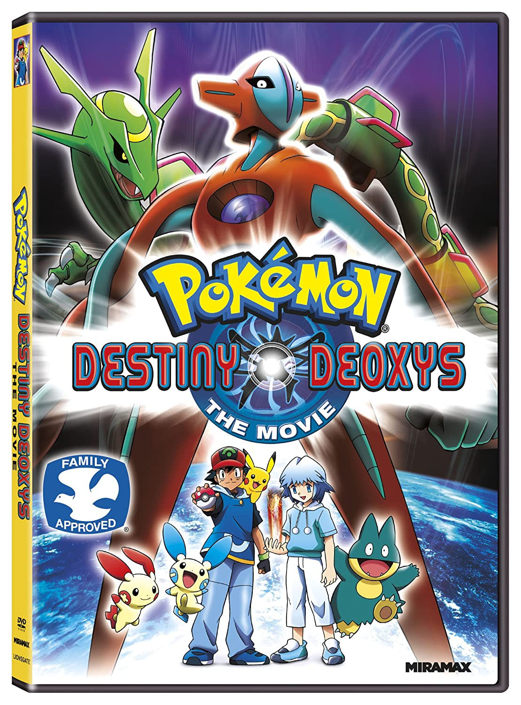 Amazon Com Pokemon Destiny Deoxys Artist Not Provided Movies Tv