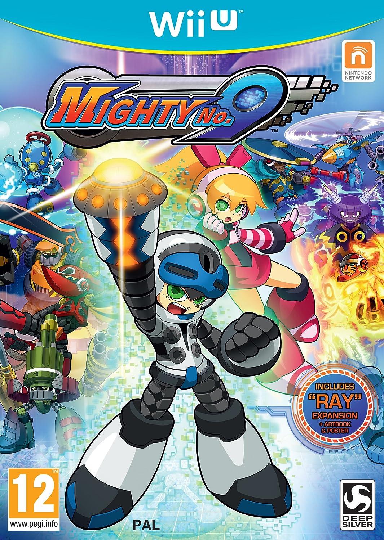 Mighty No 9 Nintendo Wii U Pc Video Games Switch Rayman Legends English Pal