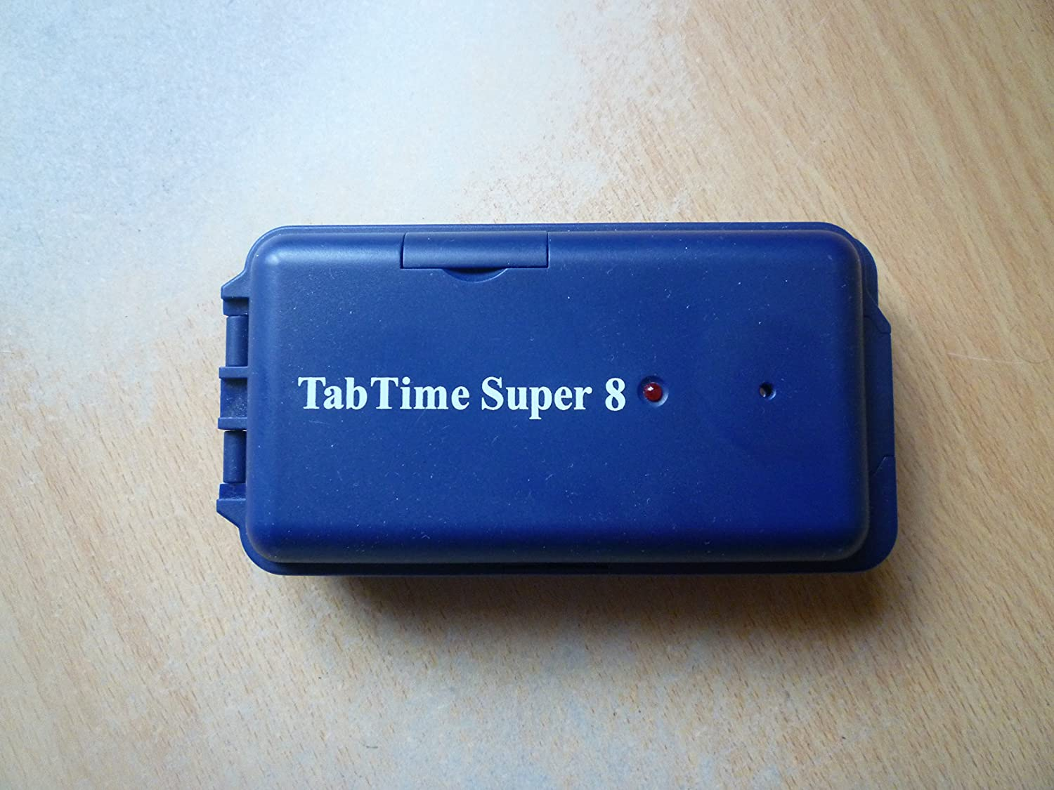 TabTime Super 8 Mii, Park insons SIlberkanne dispensador ...
