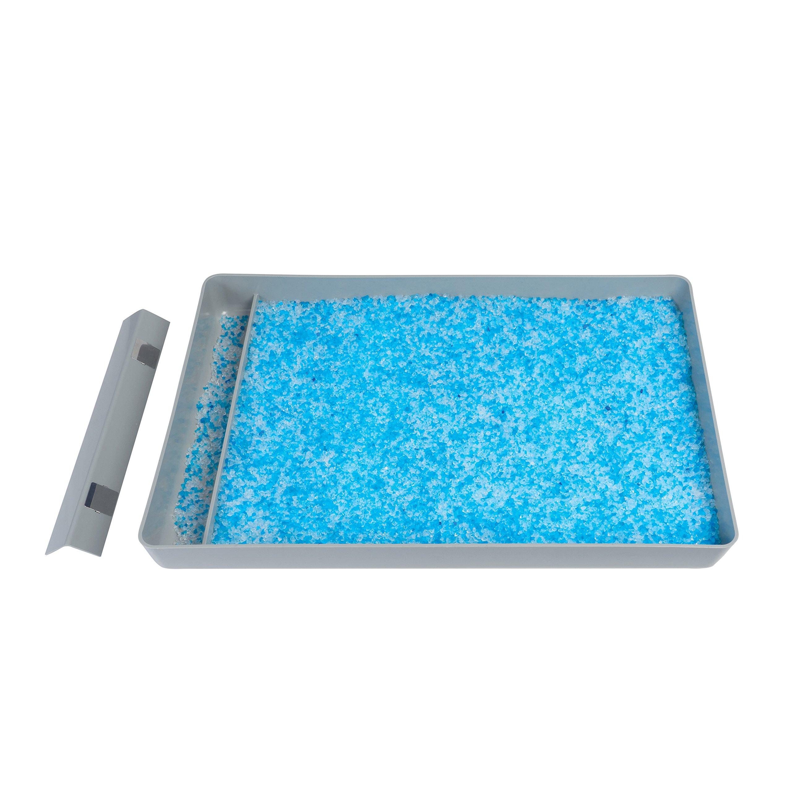 PetSafe ScoopFree Premium Blue Non Clumping Crystal Cat Litter, 2-Pack by PetSafe (Image #3)
