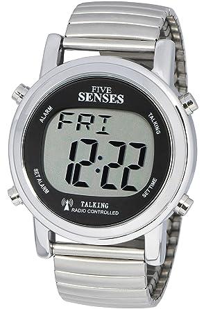 Talking reloj -5 sentidos expansión banda reloj reloj parlante (1020 ...
