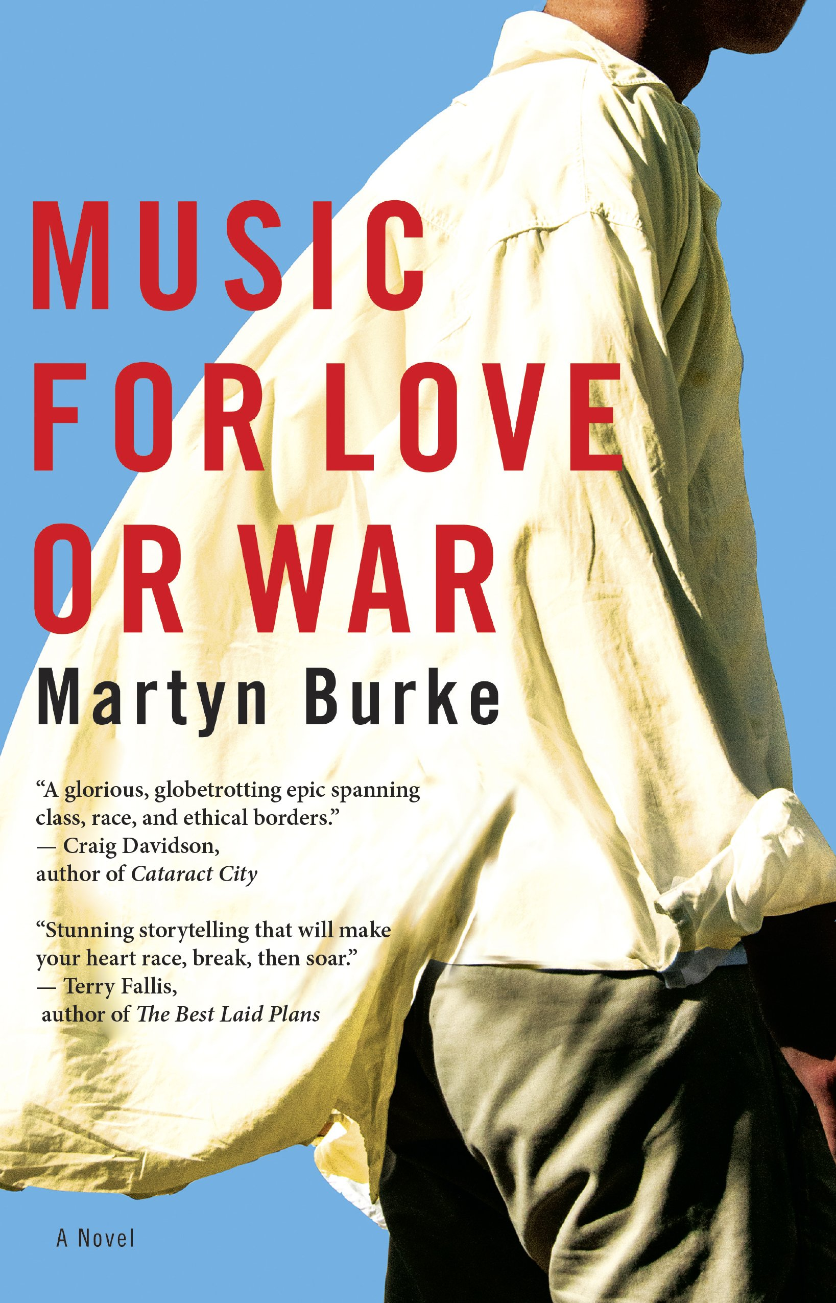 Music for Love or War ebook