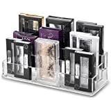 byAlegory Tiered Acrylic Eyelash Makeup Organizer