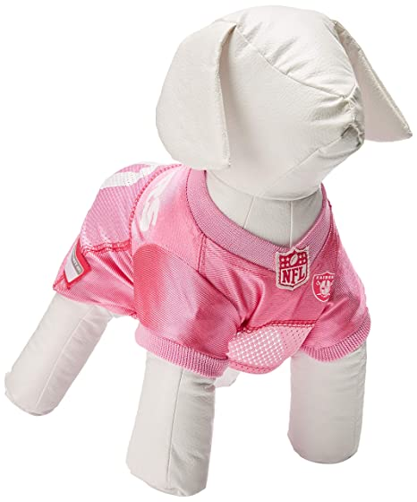 0e1249d7 NFL PINK PET APPAREL. JERSEYS & T-SHIRTS for DOGS & CATS available in 32  NFL TEAMS & 4 sizes. Licensed, TOP QUALITY & Cute pet clothing for all NFL  ...