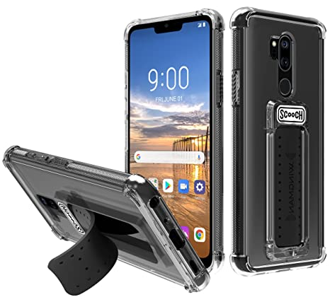 Amazon.com: Scooch Wingman - Carcasa para LG G7 ThinQ (5 en ...