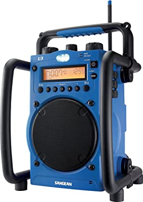 Sangean U3 AM/FM Ultra Rugged