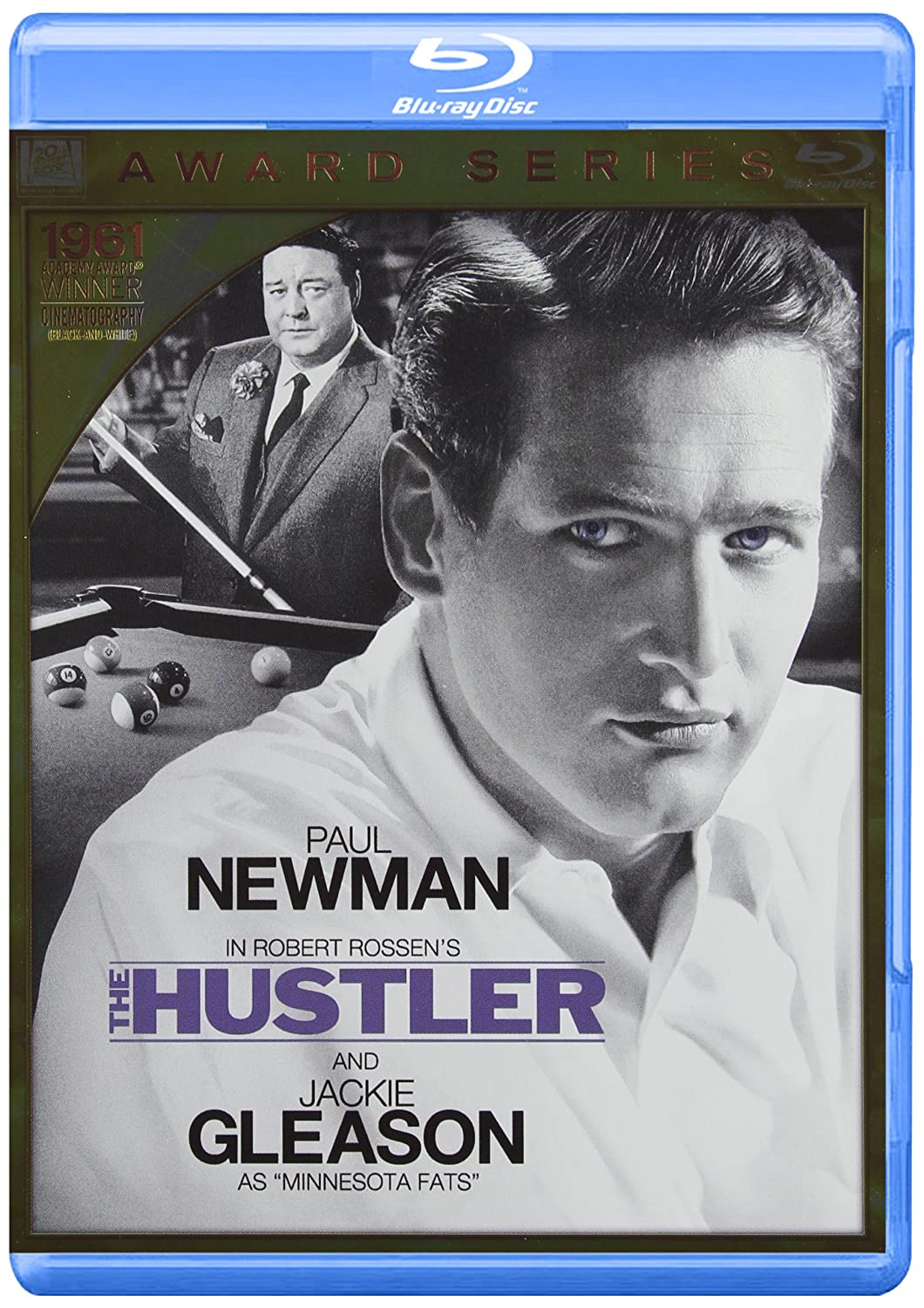 The Hustler [Blu-ray]