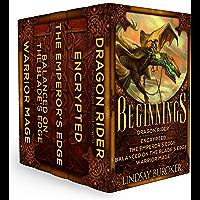 Beginnings: five heroic fantasy adventure novels