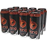 BANG Energy Drink with Zero Calories & High Caffeine, Root Beer - 12 Drinks - VPX (Vital Pharmaceuticals)