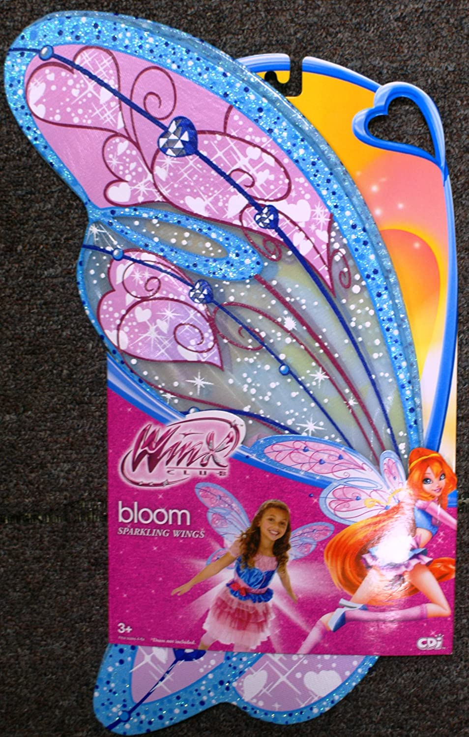 Winx Club Bloom Sparkling Wings, Playsets - Amazon Canada
