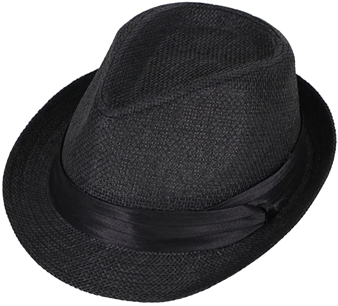ThunderCloud Men Women s Classy Vintage Fedora Hat at Amazon Men s ... 262a25fd9661