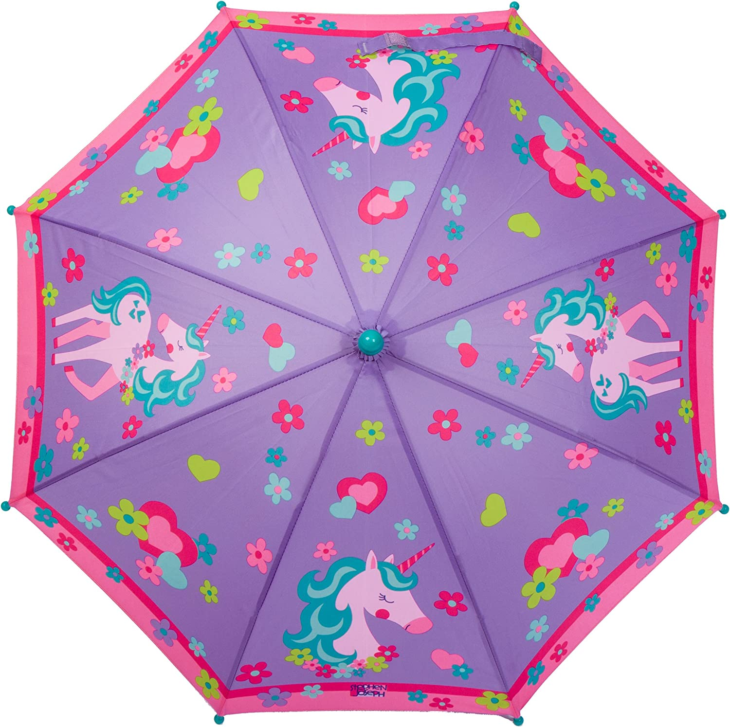 Unicorn,One Size Stephen Joseph Umbrella