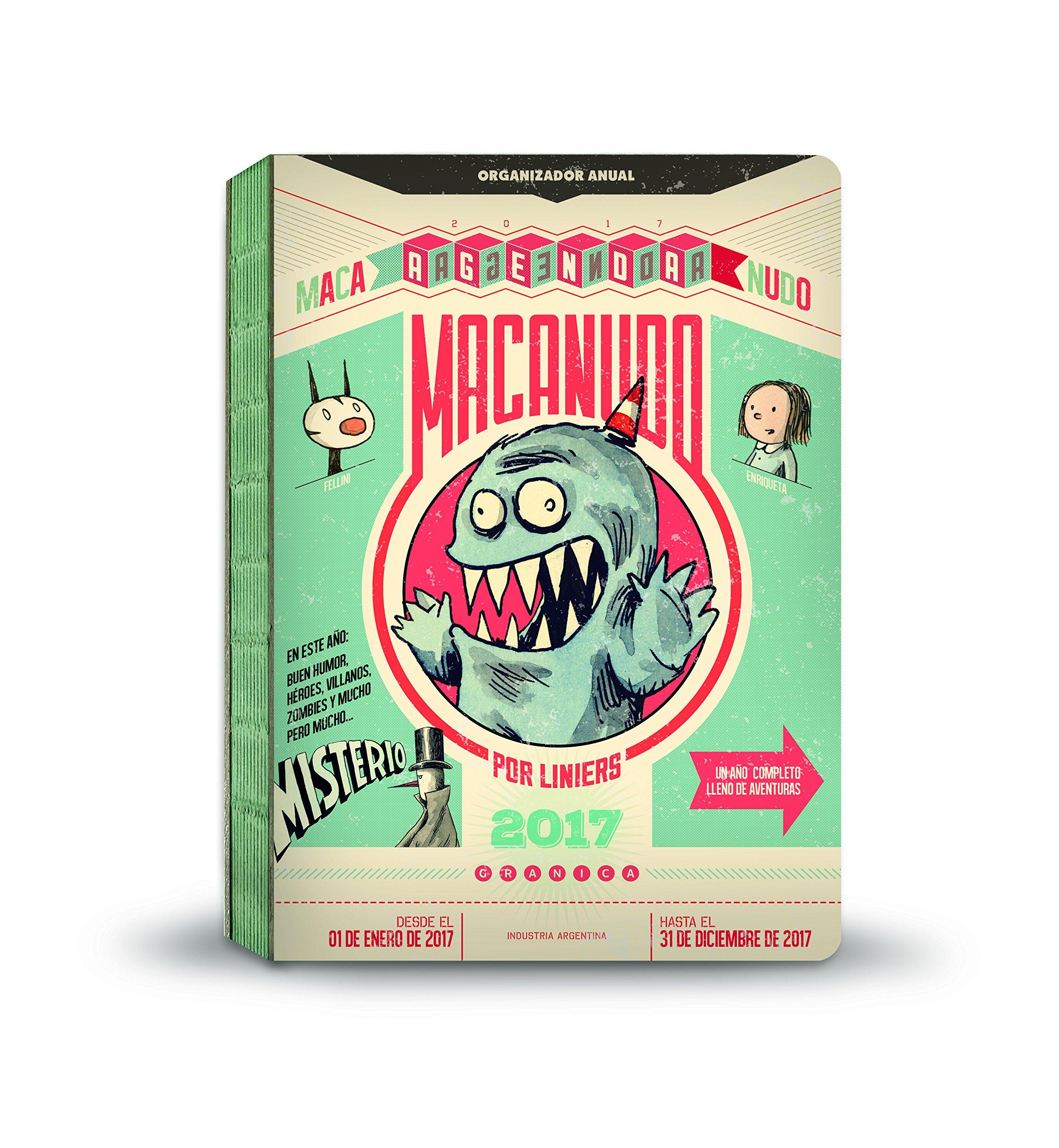 Macanudo 2017 Agenda encuadernada - Olga (Spanish Edition ...