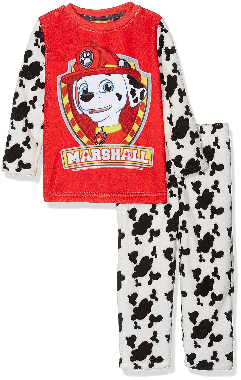 Nickelodeon Jungen Zweiteiliger Schlafanzug Paw Patrol Marshall DPH2039