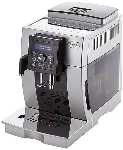 DeLonghi ECAM23.450.S, Plata, 1450 W, 220 - Máquina de