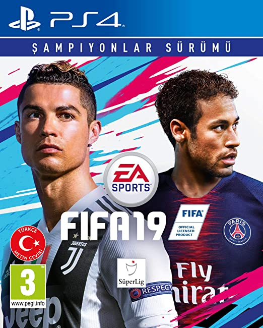 EA PS4 FIFA 19 CHAMPIONS EDITION: Amazon.es: Industria, empresas y ciencia
