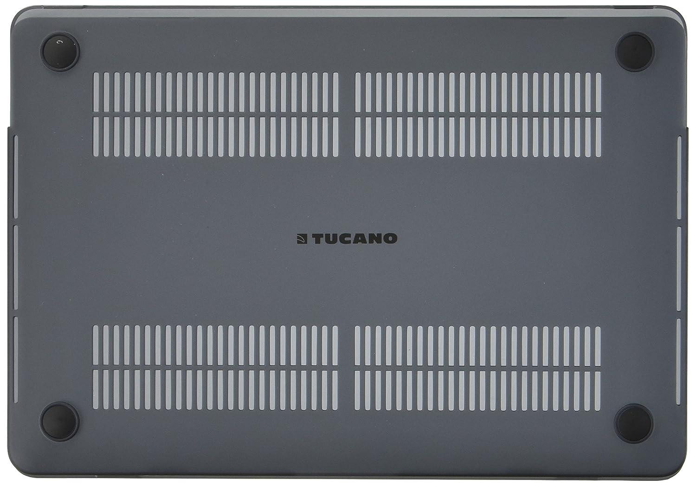01f5e2fe6430 Tucano Nido Hardshell Laptop Case For Men and Women, Macbook Pro 13 Inch,  Black