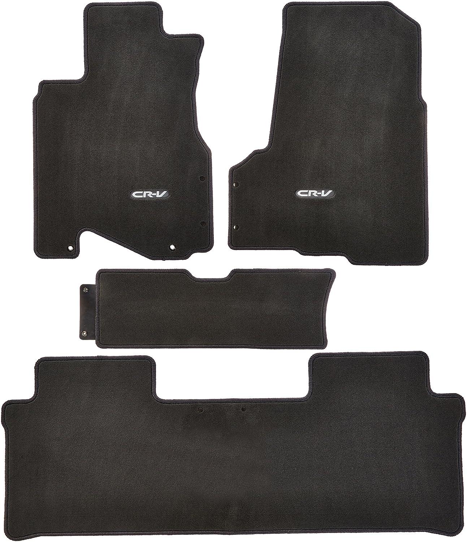 Graphite Black Honda Genuine 83600-SCA-A00ZA Floor Mat Set