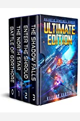 The Galactic Sentinel: Ultimate Edition: 4 Books with 2000+ Pages of Highly Entertaining Sci-Fi Space Adventure Kindle Edition