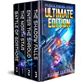 The Galactic Sentinel: Ultimate Edition: 4 Books with 2000+ Pages of Highly Entertaining Sci-Fi Space Adventure