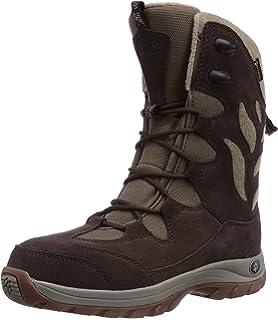 Jack Wolfskin Thunder Bay Texapore High M, Chaussures de Randonnée Hautes Homme, Noir (Phantom 6350), 40.5 EU