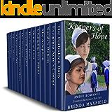 Amish Romance: Keepers of Hope: Fourteen Romance Box Set