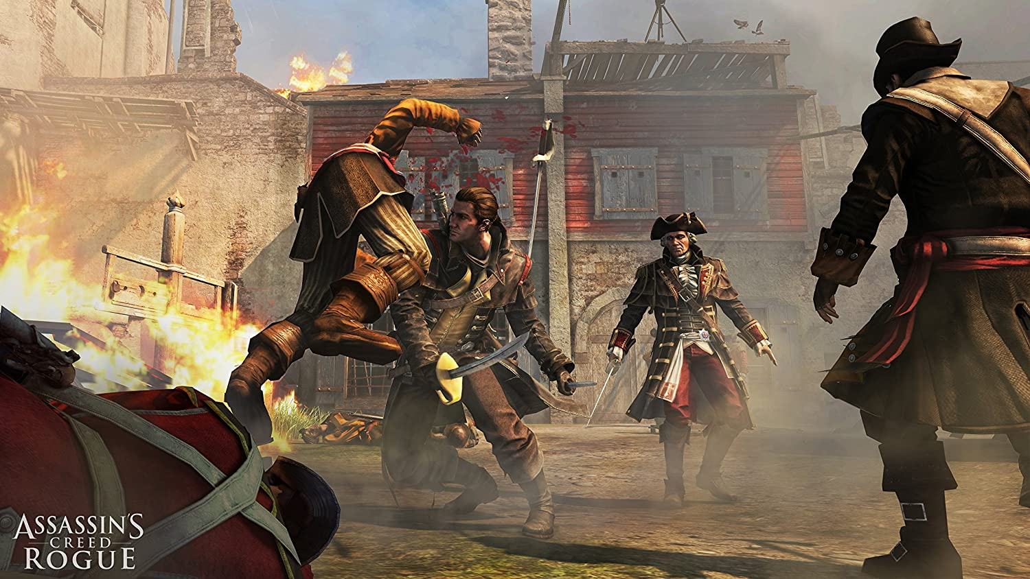 download assassin creed rogue pc 32 bit