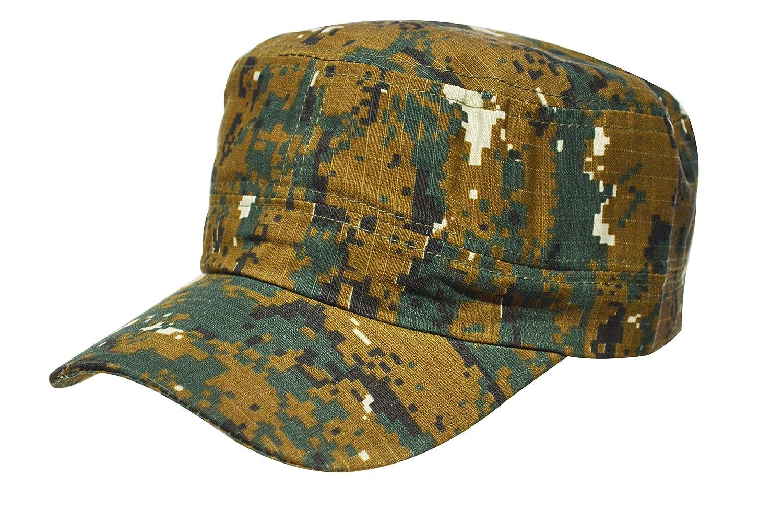 D&F HAT メンズ B073X6FKDM ダークブラウン ダークブラウン