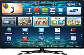 Samsung UN60ES6100 - Televisor (152,4 cm (60
