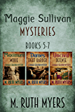 Maggie Sullivan Mysteries Books 5-7