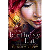 The Birthday List (Maysen Jar Book 1) (English Edition)